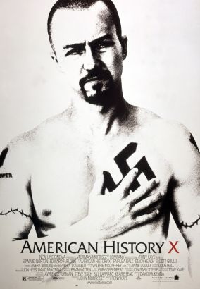 movie review for american history x Read the empire review of american psycho find out everything you need to know about the film from the world's biggest movie destination.