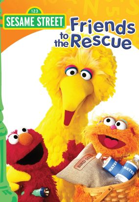 Sesame Street: Friends to the Rescue