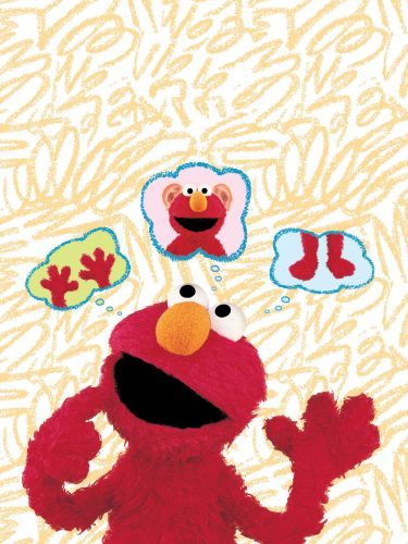 Elmo's World: Elmo Has Two! Hands, Ears & Feet