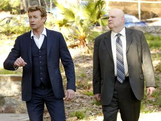 The Mentalist: Red and Itchy