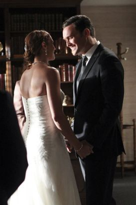 The Mentalist: Wedding in Red