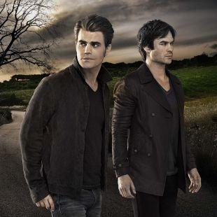The Vampire Diaries [TV Series]