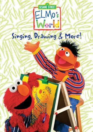 Elmo's World: Singing, Drawing & More!