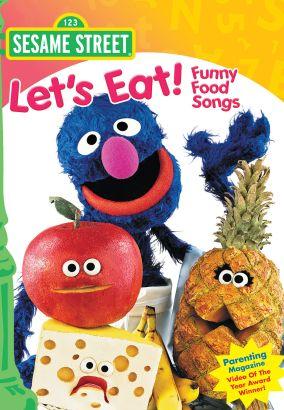Sesame Street: Let's Eat