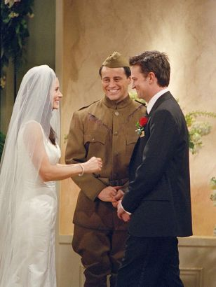 Friends: The One With Chandler and Monica's Wedding, Part 2