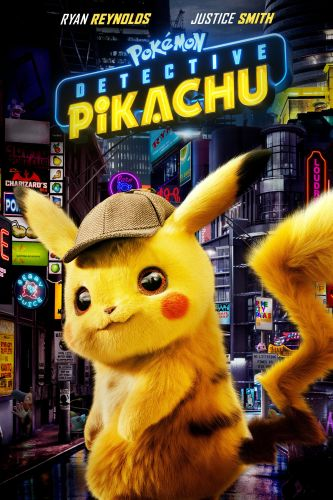 Pokemon Detective Pikachu 2019 Rob Letterman Synopsis Characteristics Moods Themes And Related Allmovie