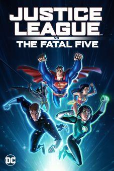 DCU: Justice League vs. The Fatal Five