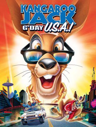 Kangaroo Jack: G'Day USA!