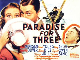 Paradise for Three