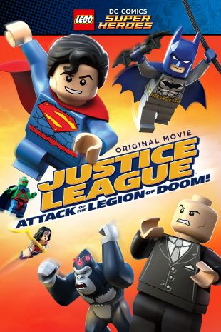 LEGO DC Super Heroes: Justice League: Attack of the Legion of Doom