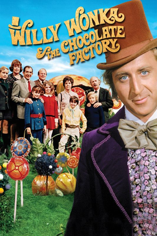 Willy Wonka and the Chocolate Factory (1971) - Mel Stuart