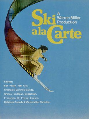 Warren Miller's Ski à la Carte