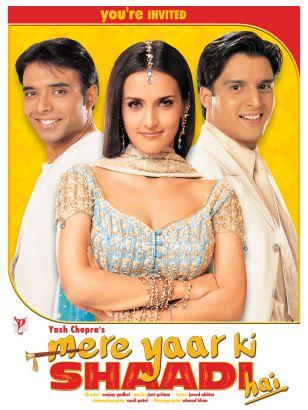 Mere Yaar Ki Shaadi Hai (2002) - Sanjay Gadhvi   Synopsis ...