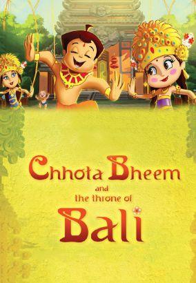 Chhota Bheem and the Throne of Bali