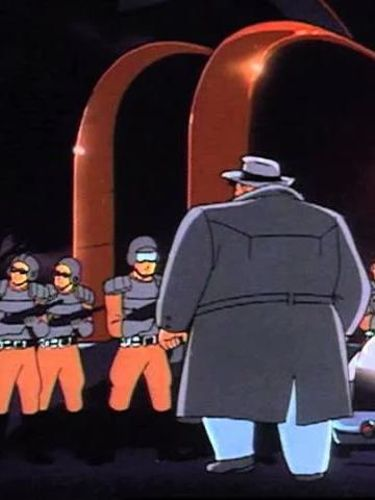 Batman: The Animated Series : On Leather Wings