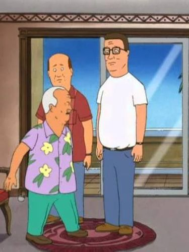 King of the Hill : Death Buys a Timeshare