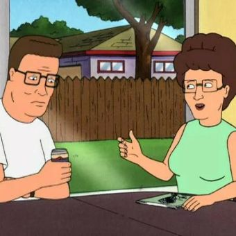 King of the Hill : Dale to the Chief
