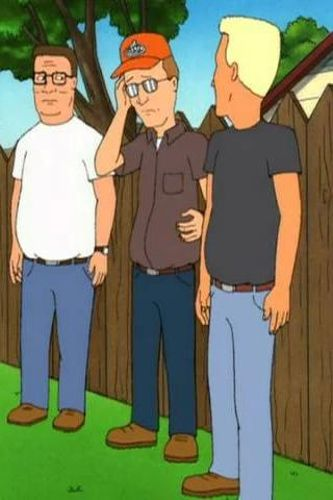 King of the Hill : Bill's House