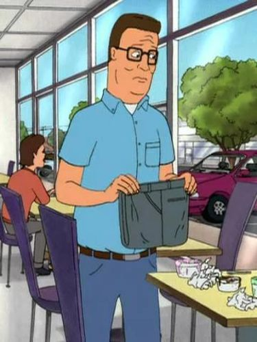 King of the Hill : 24 Hour Propane People