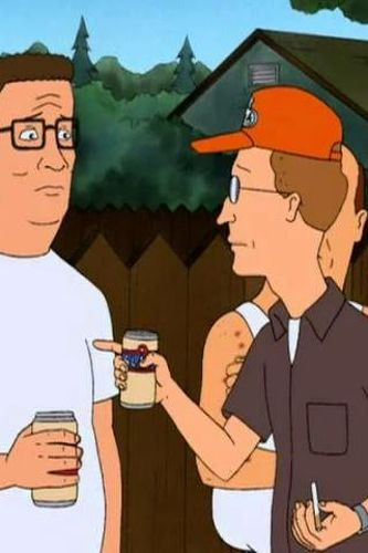King of the Hill : Lucky's Wedding Suit