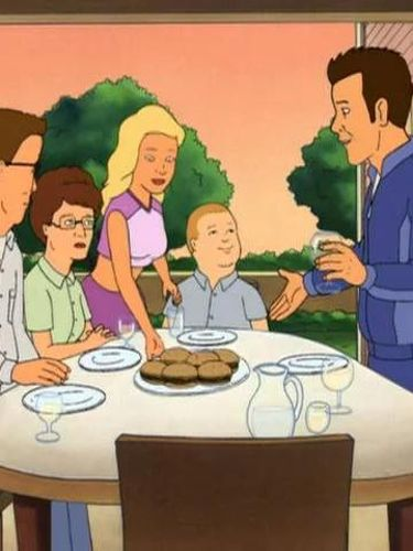 King of the Hill : Business Is Picking Up