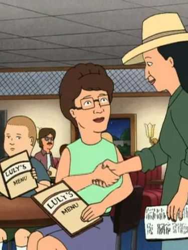 King of the Hill : Bystand Me