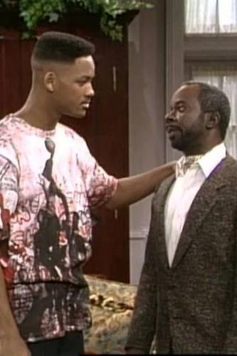 The Fresh Prince of Bel-Air : Kiss My Butler
