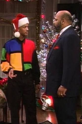 The Fresh Prince of Bel-Air : Deck the Halls