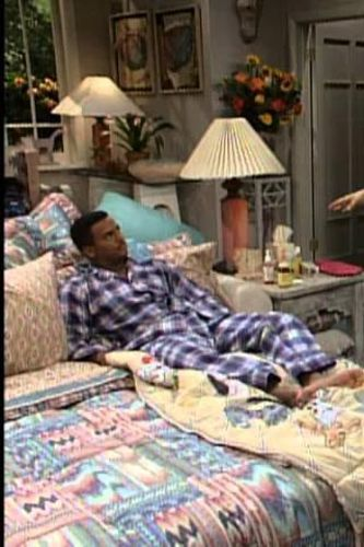 The Fresh Prince of Bel-Air : Cold War