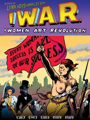 !Women Art Revolution: A Secret History