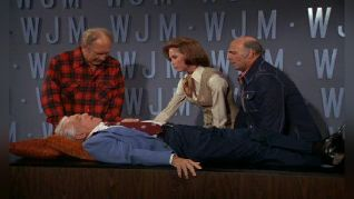The Mary Tyler Moore Show: Ted's Change of Heart