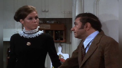 The Mary Tyler Moore Show: I Am Curious Cooper