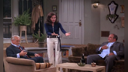 The Mary Tyler Moore Show: Anchorman Overboard
