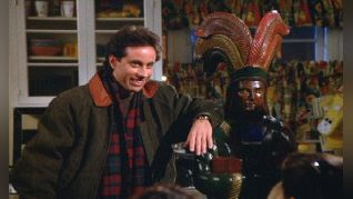 Seinfeld: The Cigar Store Indian
