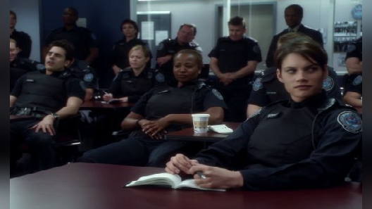 Rookie Blue: To Serve or Protect