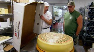 Only in America With Larry the Cable Guy: Larry Cuts the Cheese