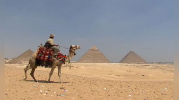 Digging for the Truth: Who Built Egypt's Pyramids?