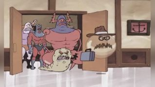 SpongeBob SquarePants: The Bad Guy Club for Villains
