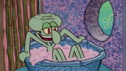 SpongeBob SquarePants: Squidward, the Unfriendly Ghost