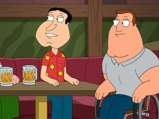 Family Guy: Internal Affairs