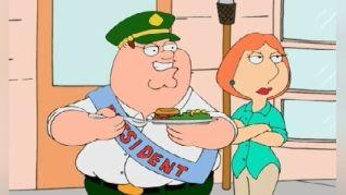 Family Guy: E Peterbus Unum
