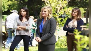 Parks and Recreation: Leslie vs. April