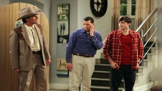 Two and a Half Men: Bazinga! That's From a TV Show