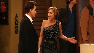 Anger Management: Charlie Gets Lindsay Lohan Into Trouble