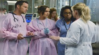 Grey's Anatomy: Perfect Storm