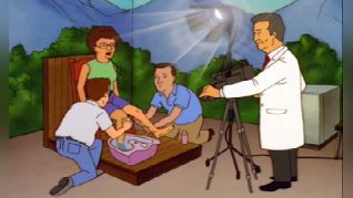 King of the Hill: Transnational Amusements Presents Peggy's Magic Sex Feet