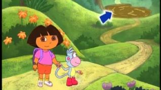 Dora the Explorer: Bouncing Ball