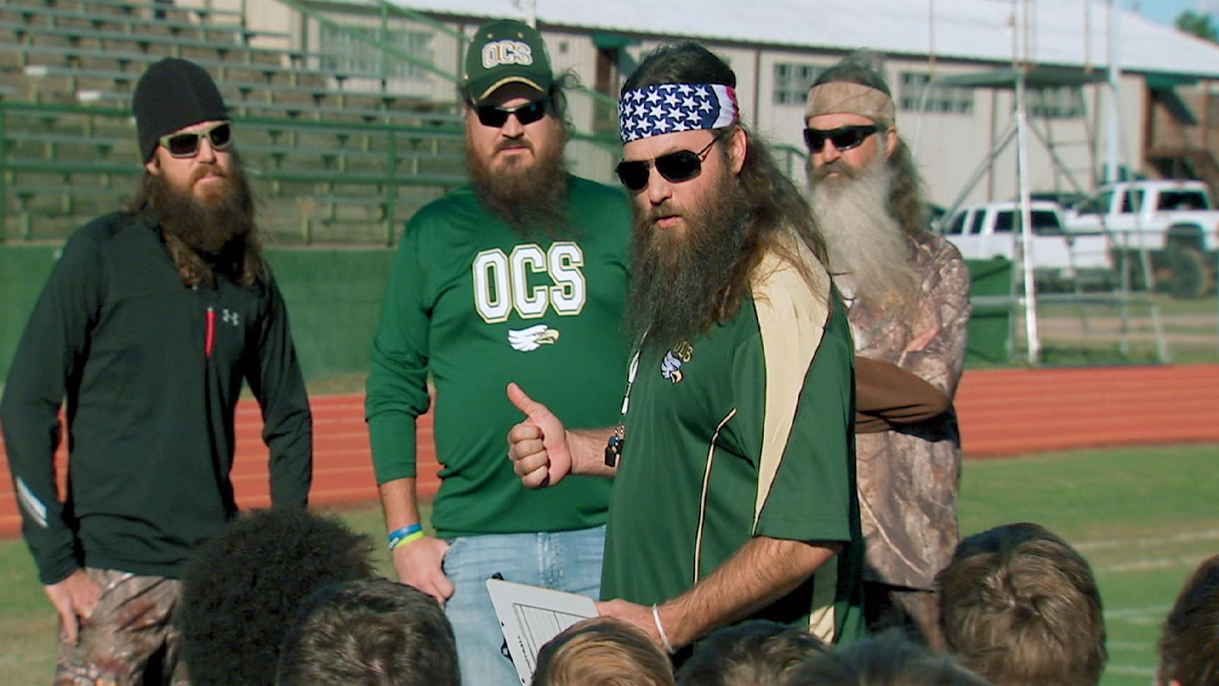 Duck Dynasty: Friday Afternoon Lights