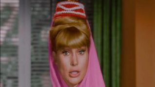 I Dream of Jeannie: The Moving Finger