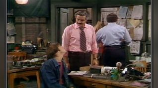 Barney Miller: Moonlighting